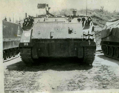 M=113 Personnel Carrier