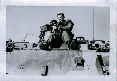 John with Sarge & Yobosayo