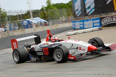 Atlantic Championship - Saturday afternoon qualifying.