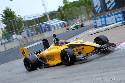 Atlantic Championship - Saturday afternoon qualifying.