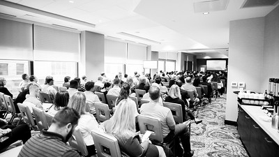 Black and White Audience at Open Y Summit 2018