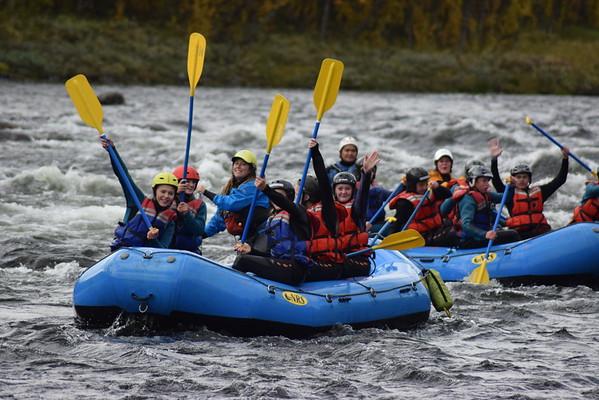 Rafting - Dagali opplevelser sine bilder