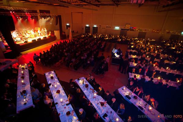Skakkesenteret 2012 - Julebord med VAMP