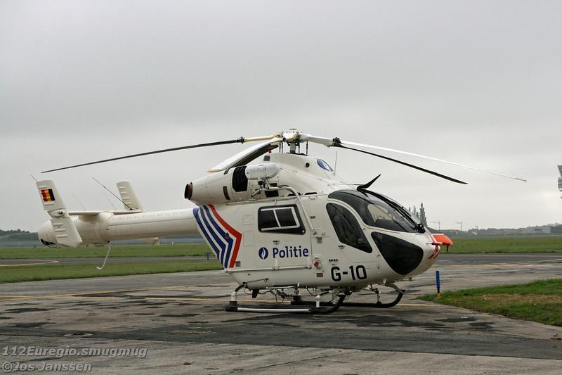 McDonnell Douglas 900/902 Explorer helikopter.