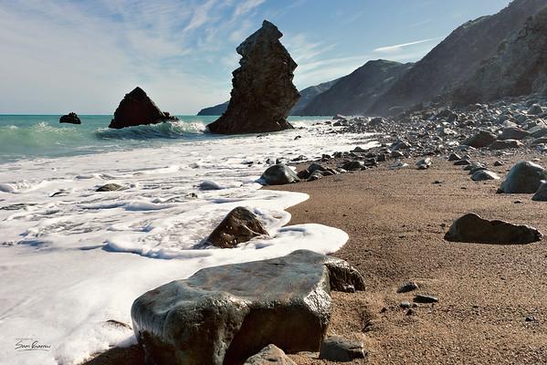 Tasman Sea Shore