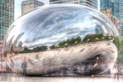 Ghosts of the Bean