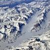 Greenland Melt from 30,000 feet, A Series 2011