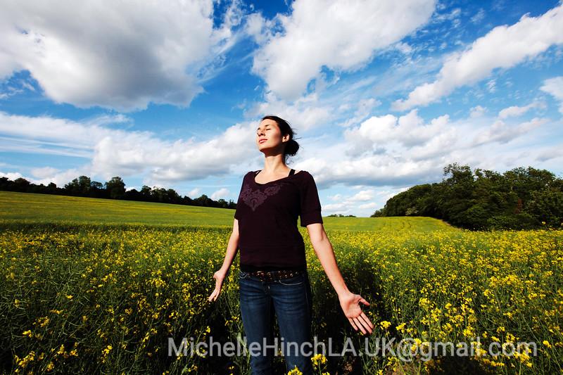 Dream, Golden Fields -England 2010