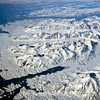 Greenland Melt from 30,000 feet, A Series 2011