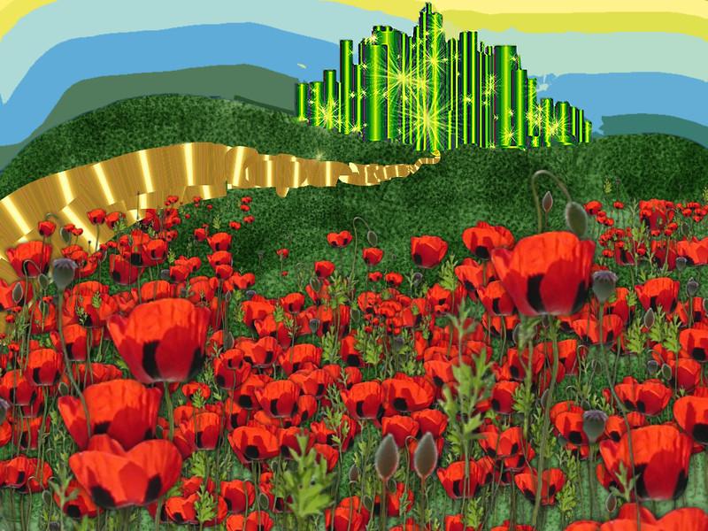 """Oz"" (computer graphics) by Araceli Campos"