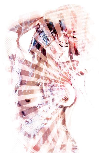 """""""Sketvh"""" (digital) by Denni Goff"""