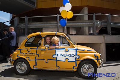 Opening Finenzo Oosterhout in Forvm Financieel Centrum