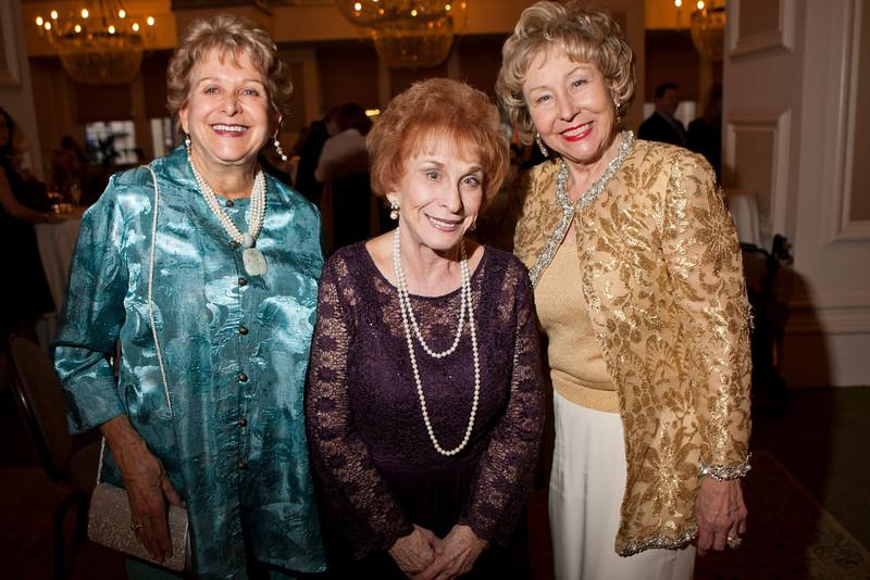 Ann Zahner, Teresa Fischlowitz and Judith Brucker