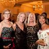 Carol Lamden Corby, Victoria Hamilton, Courtney Ann Coyle and Evelyn Lamden