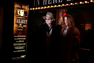 Opening Night of CABARET