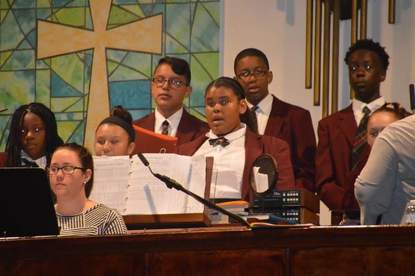 Opening School Mass