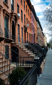 Brooklyn (NY) Brownstones