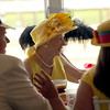 Spencer Tulis <br /> MaryLou Whitney hosted her annual Opening Day luncheon Friday.