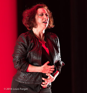 "Soprano Nathalie Paulin in Opera Lafayette's production ""Opera and the French Revolution"""