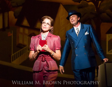2012 The Music Man (William M Brown)