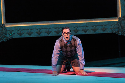 Patrick O'Halloran as Edoardo in The Glimmerglass Festival's 2013 production of Verdi's King for a Day. Photo: Karli Cadel/The Glimmerglass Festival.