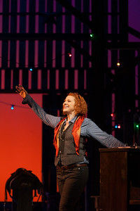 """Catherine Martin as Composer in The Glimmerglass Festival's 2014 production of Strauss' """"Ariadne in Naxos."""" Photo: Karli Cadel/The Glimmerglass Festival."""