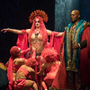 'Aida' Opera performed by English National Opera at the London Coliseum, UK