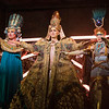 'Akhnaten' Opera performed by English National Opera at the London Coliseum, UK