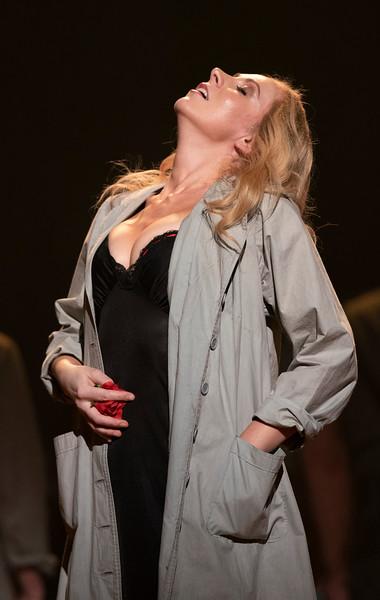 'Carmen' Opera performed by English National Opera at the London Coliseum, UK