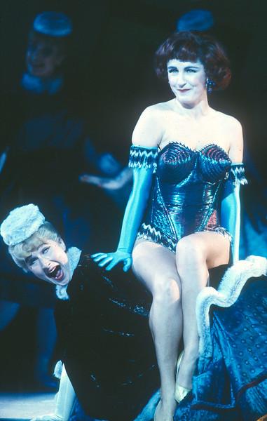 'Die Fledermaus' Opera performed by English National Opera at the London Coliseum, UK 1992