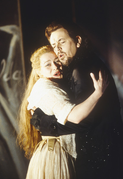 'Don Giovanni' Opera performed by English National Opera at the London Coliseum, UK 1995