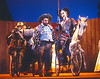 'Don Quixote' Opera performed by English National Opera at the London Coliseum, UK 1995