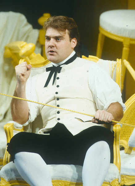 'Figaro's Wedding' Opera performed by English National Opera at the London Coliseum, UK 1991