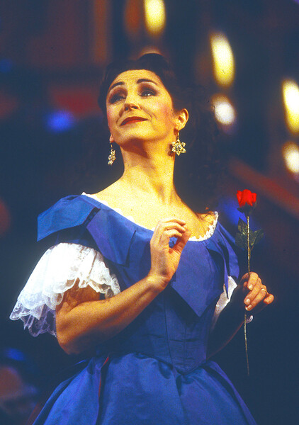 'La Belle Vivette' Opera performed by English National Opera at the London Coliseum, UK 1995
