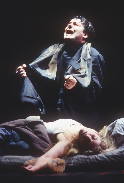 'La Boheme' Opera performed by English National Opera at the London Coliseum, UK 1994