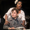 'La Boheme' Opera performed by English National Opera at the London Coliseum, UK