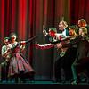 'La Traviata' Opera performed by Enlish National Opera at the London Coliseum, UK