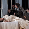 'Lucia di Lammermoor' Opera performed by English National Opera at the London Coliseum, UK