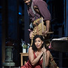 'Porgy and Bess' Opera by George Gershwin performed by English National Opera at the London Coliseum, UK