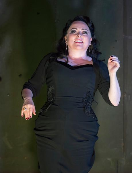 'Rodelinda' Opera performed by English National Opera at the London Coliseum, UK