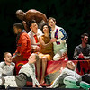 'The Indian Queen' directed by Peter Sellars for English National Opera at the London Coliseum, UK