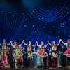 'The Merry Widow' Opera performed by English National Opera at the London Coliseum, UK