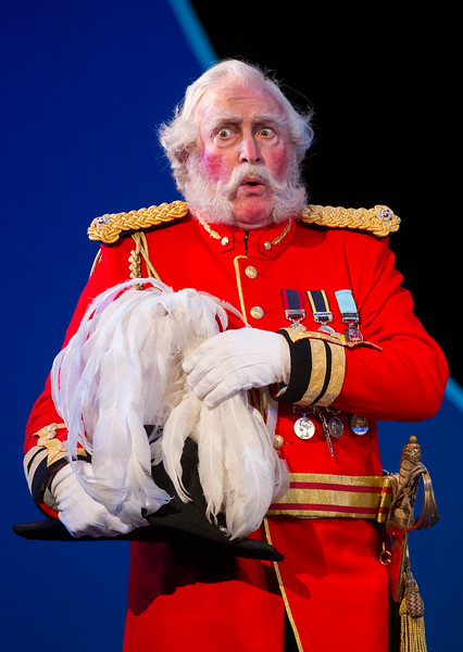 'The Pirates of Penzance' Opera performed by English National Opera at the London Coliseum, UK