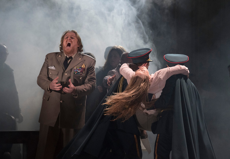 'The Winter's Tale' Opera by Ryan Wigglesworth performed by English National Opera, London, UK