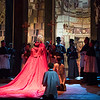Tosca performed by English National Opera at the London Coliseum, UK