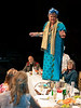 'A Feast in the Time of Plague' Opera performed at Grange Park Opera, Surrey, UK