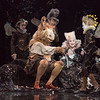 'A Midsummer Night's Dream' Opera by Benjamin Britten performed by Glyndebourne Opera, Sussex, UK
