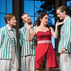 'Ariadne auf Naxos' Opera performed at Glyndebourne, E Sussex, UK