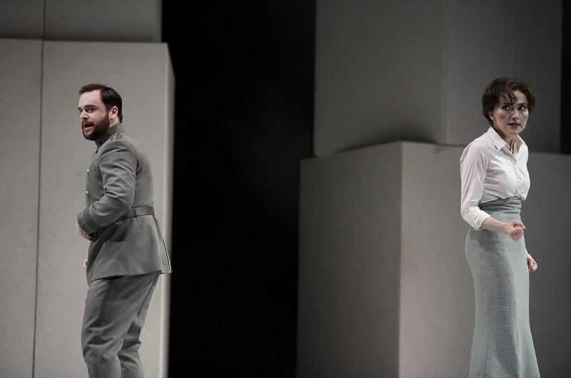 'Beatrice et Benedict' Opera by Hector Berlioz performed by Glyndebourne Opera, UK