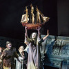 'Dido and Aeneas' Opera performed by English Touring Opera at Hackney Empire, London,UK